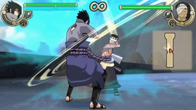 Download Naruto Ultimate Ninja Impact PC Games Gameplay