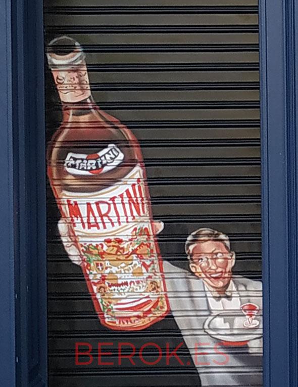 Graffiti Martini