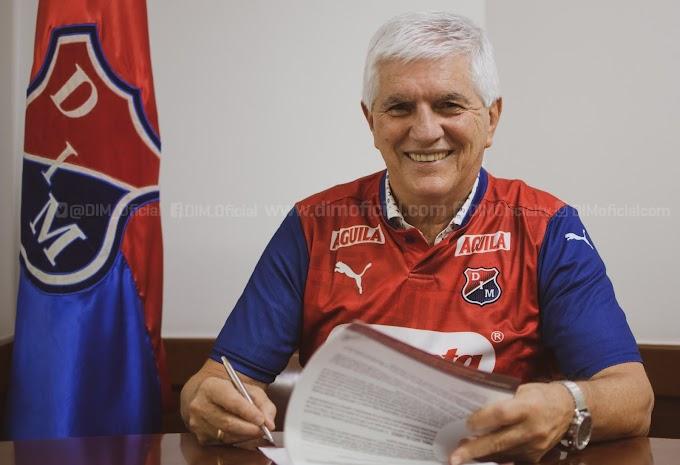 Independiente Medellín ya tiene técnico en propiedad, tras la salida del 'Bolillo' Gómez: Se trata del uruguayo Julio Comesaña