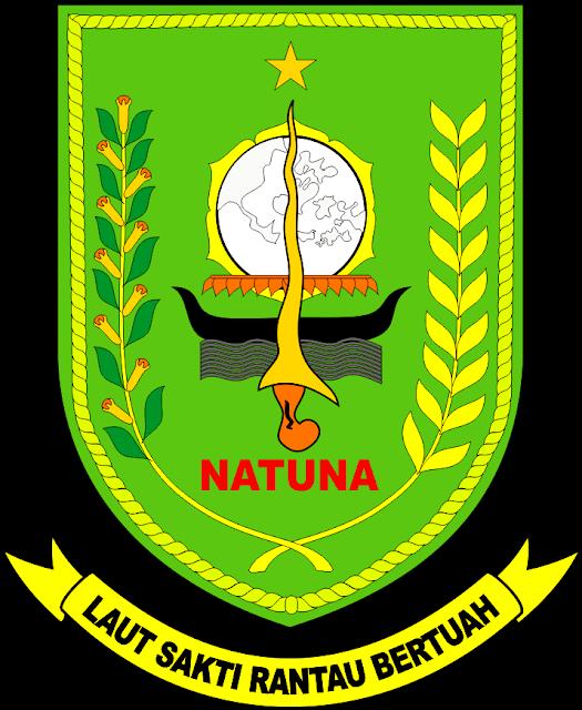 Logo | Lambang Kabupaten Natuna