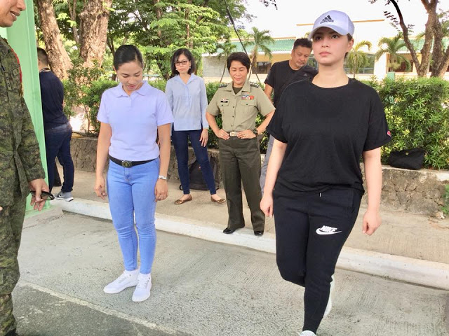 "Angel Locsin Does Everything She Can For The Betterment Of Her Comeback Serye ""The General's Daughter"""