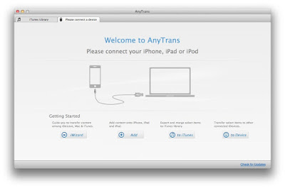 تنزيل, تطبيق, ادارة, ونقل, ونسخ, الملفات, وبديل, الايتونز, AnyTrans ,for ,Mac, اخر, اصدار, لجميع, انظمة, الماك
