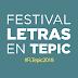 PROGRAMA GENERAL FESTIVAL LETRAS TEPIC 2018