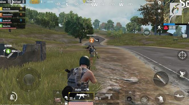 Main PUBG di Hp Android iOS Playground Unknown Battlegrounds Setting Optimal