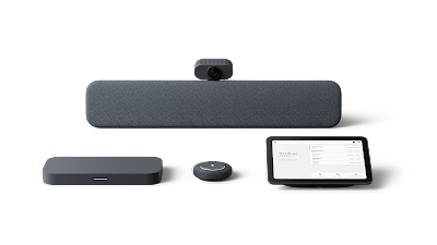 Introducing the Google Meet hardware Series One room kit 1