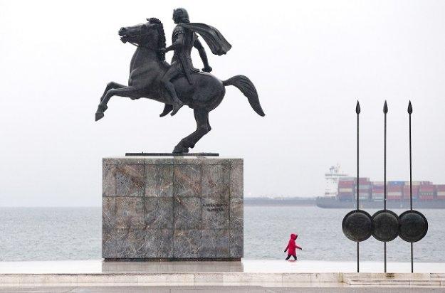Μοίρασαν φυλλάδια για την «αυτονομία της Μακεδονίας» στη Βόρεια Ελλάδα