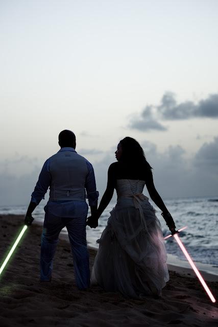 Guadeloupe mariage guerre des étoiles
