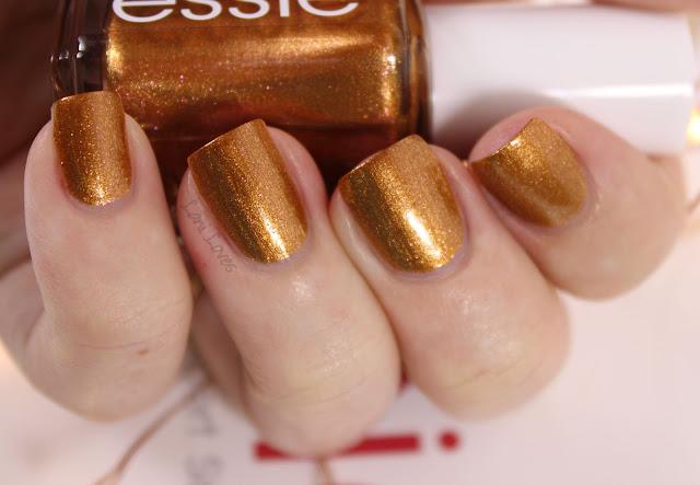 Essie Leggy Legend Nail Polish Swatches & Review
