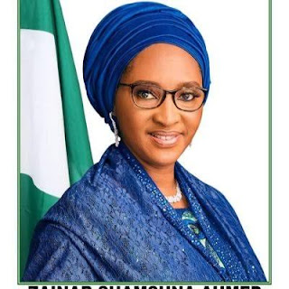 Nigeria Minister for finance