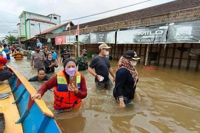 Banjir rendam belasan ribu rumah penduduk di Kalteng