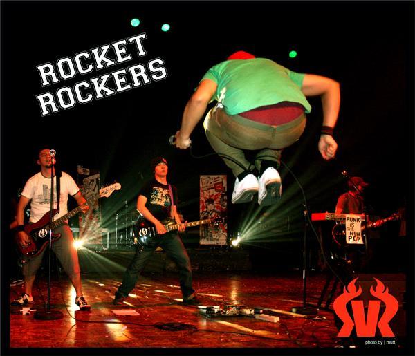 Rockets Rockers Ingin Hilang Ingatan: OriginalMusic: Download MP3 Rocket Rockers