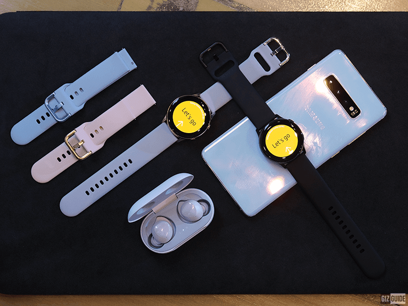 Samsung Galaxy Watch Active priced and released in the Philippines