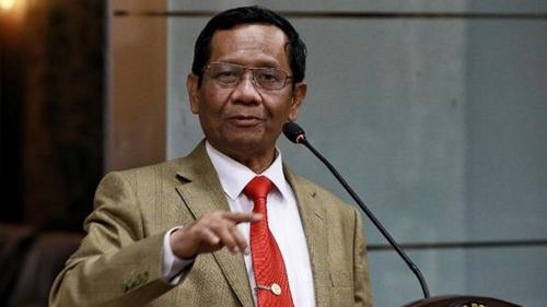 Video Mahfud MD Soal KKN Rezim Jokowi dan Soeharto Mendadak Ramai Netizen, Ada Apa ya?