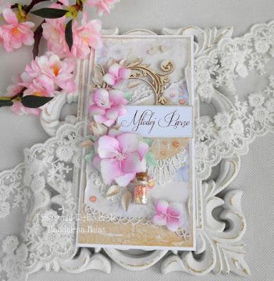 Kartka ślubna…