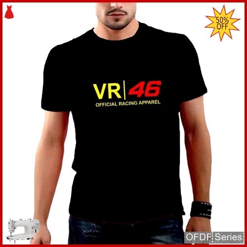 OFDF231 Kaos Pria Vr46 Modis BMGShop