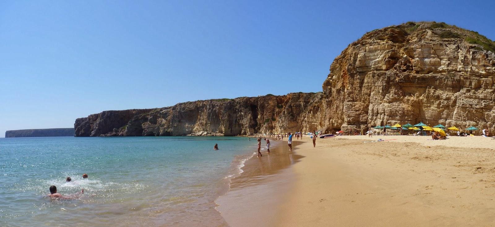 Playa de Beliche.