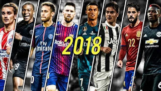 who is the  player in the fefa world 2018