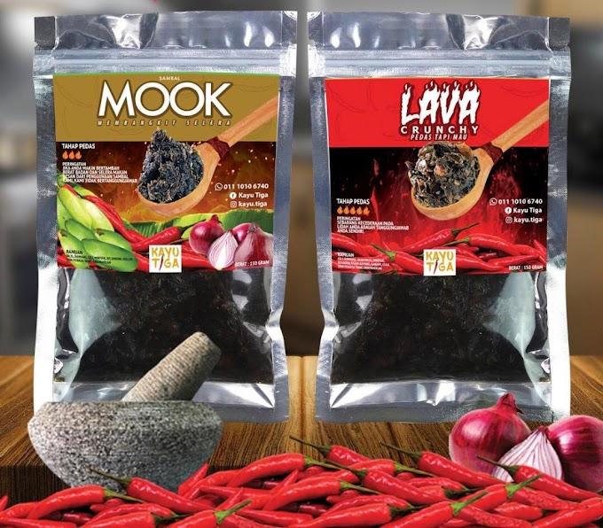 Nikmatnya Kayu Tiga : Pasangan LAVA Crunchy dan MOOK