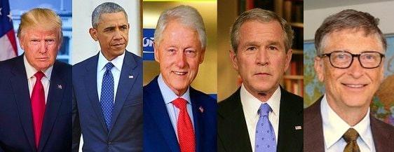 Why Clinton, Obama, Bush And Gates Deserve Prison, Not Trump