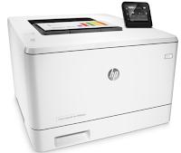 Télécharger HP Color LaserJet Pro M452dw Pilote