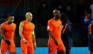 Belanda vs Swedia 2-0 Video Gol & Highlights