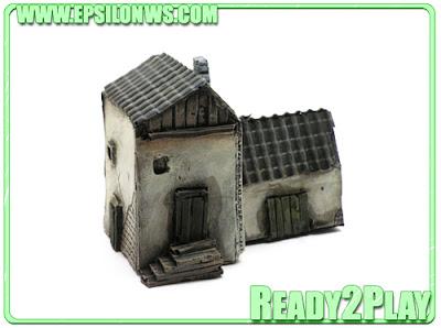EPS-SP03 - Spanish House, type 2 - £9.95