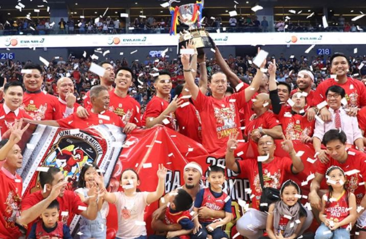 Barangay Ginebra is your PBA Governors' Cup champion
