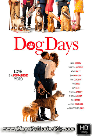 Dog Days [1080p] [Latino-Ingles] [MEGA]
