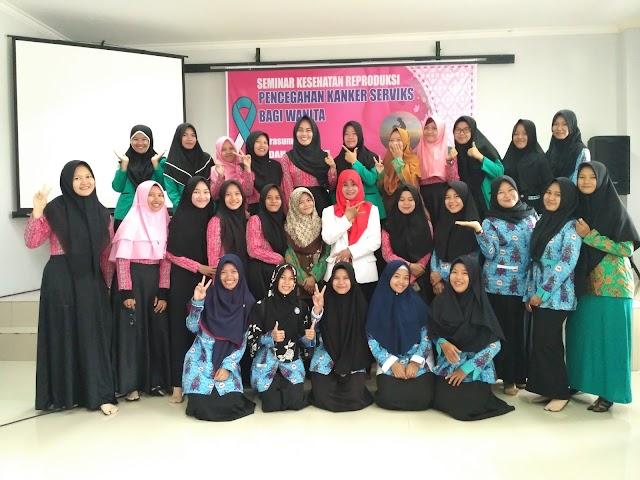 Mahasiswa PAI Antusias Ikuti Workshop Gerakan Peduli Kanker Serviks (GPKS)