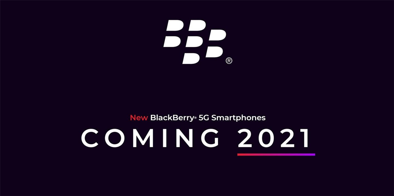 بلاك بيري يعود من جديد! هاتف بمواصفات 5G مع لوحة مفاتيح مرنة في العام المقبل