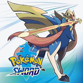 Logo from Pokemon Sword