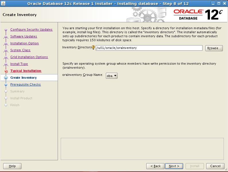 Oracle Blog : linux