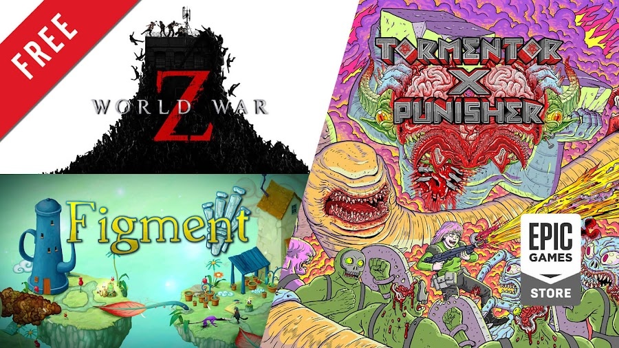 world war z figment tormentor x punisher free pc game epic games store