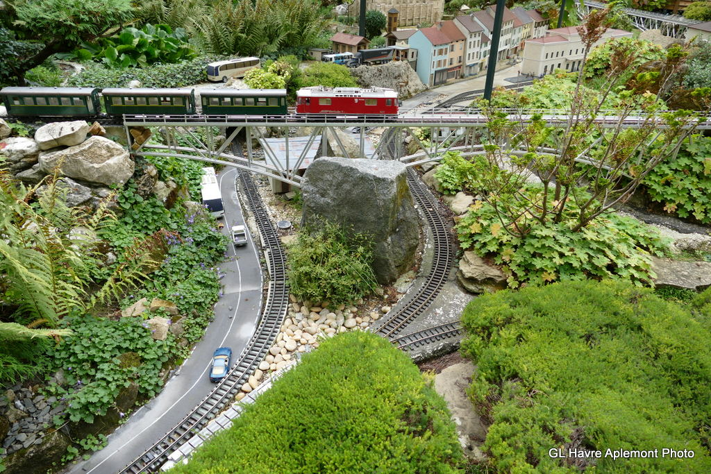 Havre aplemont photo jardin ferroviaire for Jardin ferroviaire