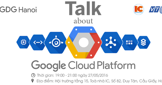 GCP Talk (Google Cloud Platform Talk)