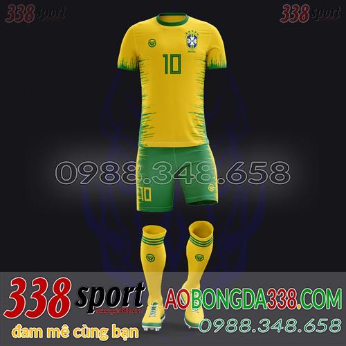Áo Đặt May Theo Yêu Cầu - Mã BRAZIL 05