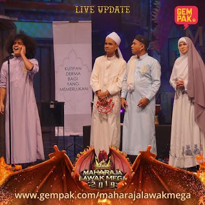 Maharaja Lawak Mega 2019 Minggu 7 Full PART 2
