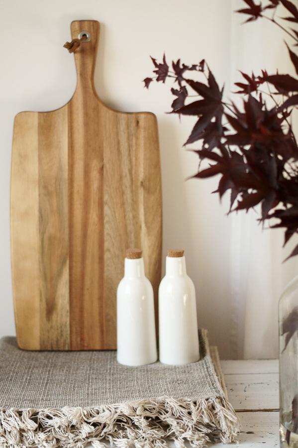 Blog + Fotografie by it's me! | fim.works | Japanischer roter Ahorn in der Vase, nicht am Baum