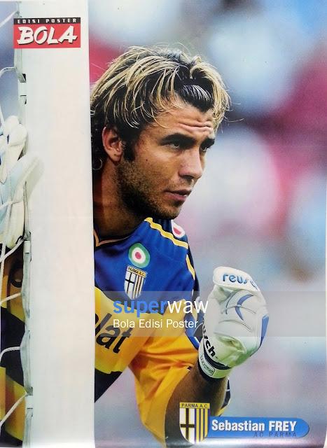 Poster Sebastian Frey (AC Parma)