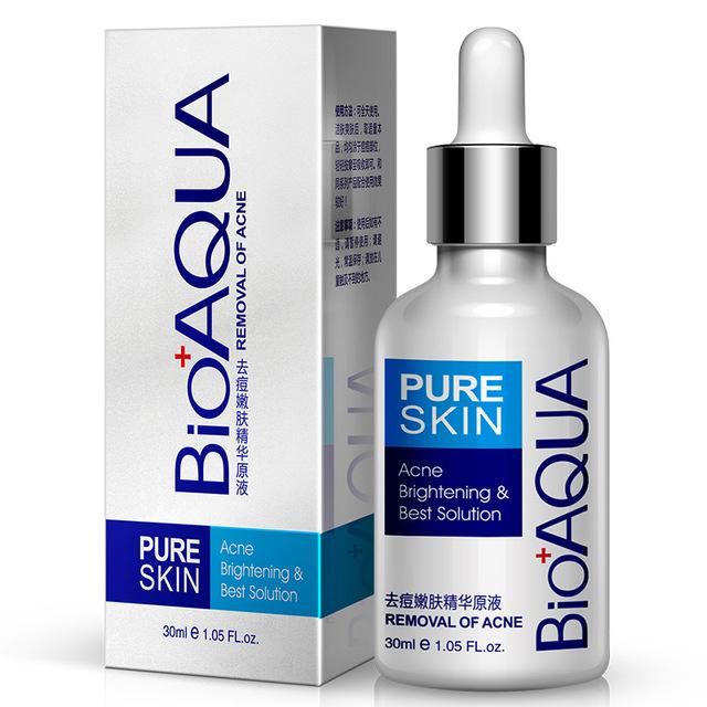 Serum trị mụn Bioaqua có tốt không?