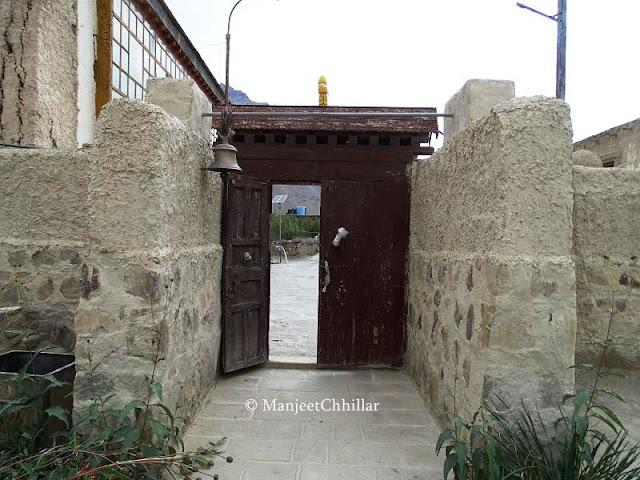 Tabo Monastery Entry Gate