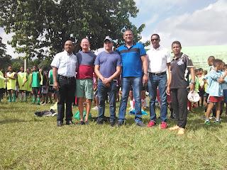 Asociación de Fútbol de San Cristóbal realiza Festival infantil