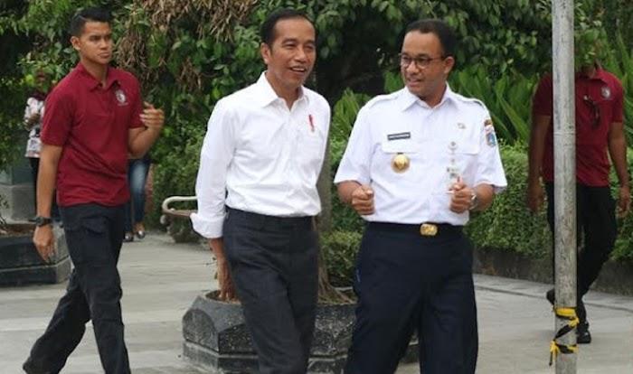 Jokowi Disarankan Cuti Dulu dari Presiden dan Diganti Anies Untuk Tangani Corona