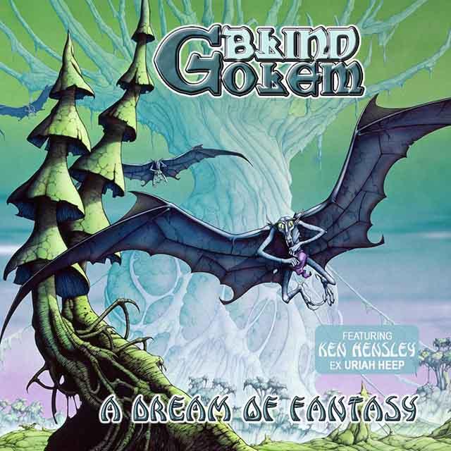 """Ο δίσκος των Blind Golem """"A Dream of Fantasy"""""""