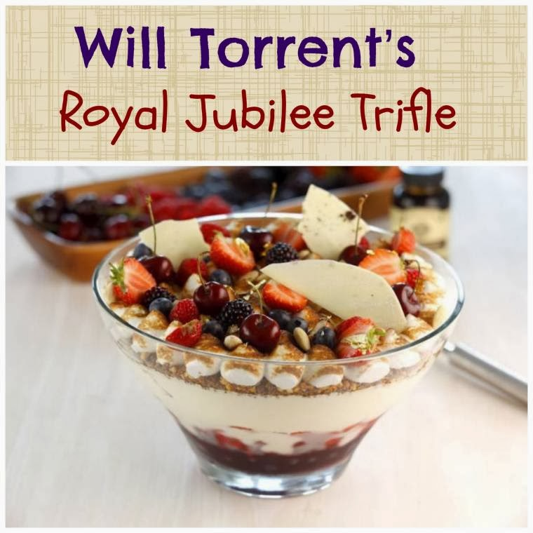 Will Torrent's Royal Jubilee Trifle...