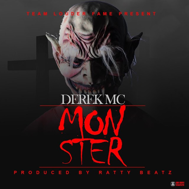Derek MC - Monster (Prod. By Ratty Beatz)