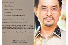 Hanny Kandou Bongkar Kisruh KONI Manado, dan Dukung Rio Dondokambey jadi Ketua