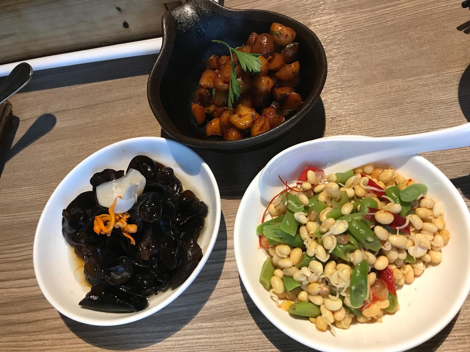 H&D幸福小屋: 高雄素食.漢來蔬食-巨蛋店