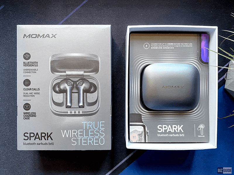 MOMAX Spark TWS Bluetooth Earbuds Review - Affordable AirPods alternative?