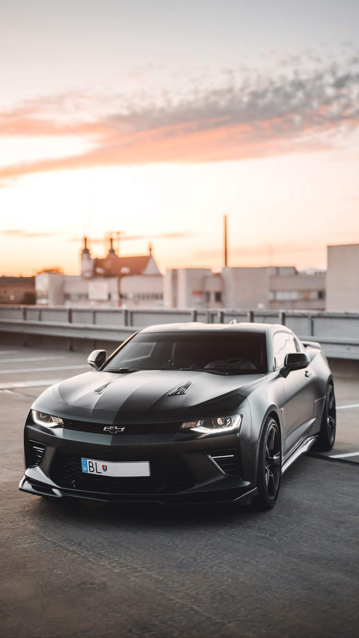 Chevrolet camar